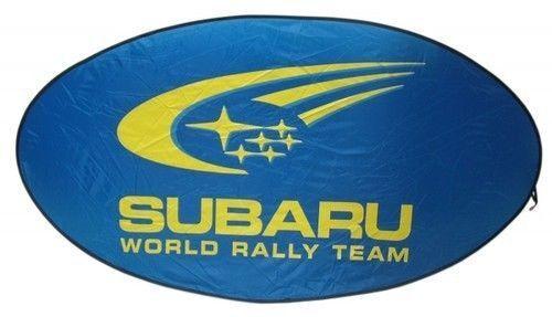 Subaru Impreza Prodrive Sti Wrx Windscreen Sun Shade World Rally Team