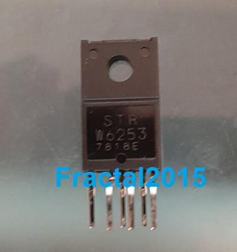 1Pcs STRW6253 STR-W6253 TO-220