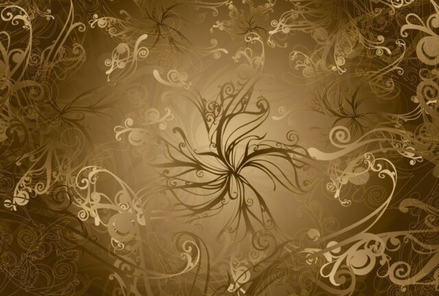 GOLD Photo Wallpaper Wall Mural IMAGINE TEXTURES Komar Made in Germany!368x254cm