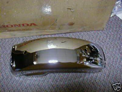 Honda NOS CB750 K0 K1 Rear Fender CB 750 CB750K1 69-71 80100-300-030XW