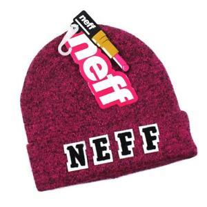 03543127db196 Image is loading NWT-Neff-Headwear-Hollie-Magenta-Women-039-s-