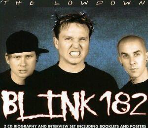 Blink-182-The-Lowdown-2-X-CD-COLLECTORS-SET-CD