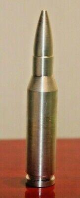 SILVER BULLET .999 1 TROY OZ .223 REM   5.56 NATO RIFLE  2nd AMENDMENT AMMO