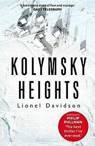 Kolymsky-Heights-von-Davidson-Lionel-Buch-Zustand-gut