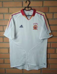 2867b88bc4c Spain Away football shirt 2004 - 2006 size M soccer jersey Adidas | eBay
