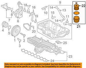 VOLVO OEM 15-18 XC60-Engine Oil Filter 31321084 | eBay | Volvo Xc60 Engine Diagram |  | eBay