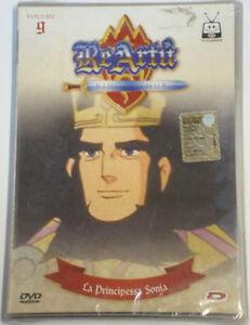 Re-Artu-039-King-Arthur-DVD-vol-9-NUOVO-RARO