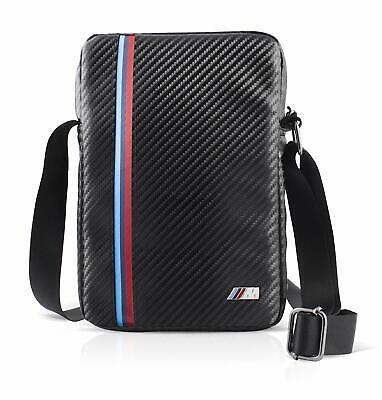 """GENUINE BMW Carbone M Sport Sac de voyage 8/"""" pour tablette et gadgets"""