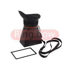 Pixco VF-169 16:9 3 inch LCD View Finder For Sony NEX Panasonic Olympus Camera