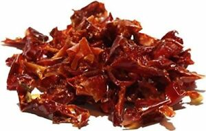 Dried Red Bell Peppers By It's Delish, 2 lbs