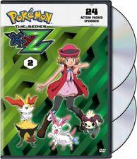 Pokemon the Series: XYZ - Set 2 (DVD, 2018, 3-Disc Set)