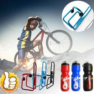 1 X Vélo Porte-bouteille Support Bouteille d/'eau Montage en Rack Vélo Boissons Cage Cyclisme Sports