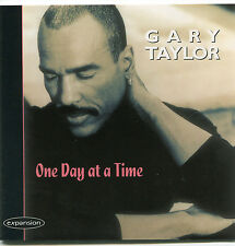 GARY TAYLOR    -    ONE DAY AT A TIME   -    EXPANSION  CD  -    1995