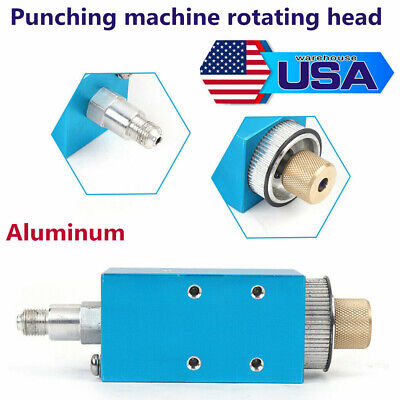 USA New Punching Machine Pump Drill Rotating Head with Built-in Carbon Brush