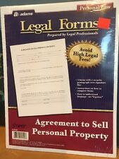 Socrates Agreement To Sell Personal Property Forms Nolo Adams EBay - Socrates legal forms