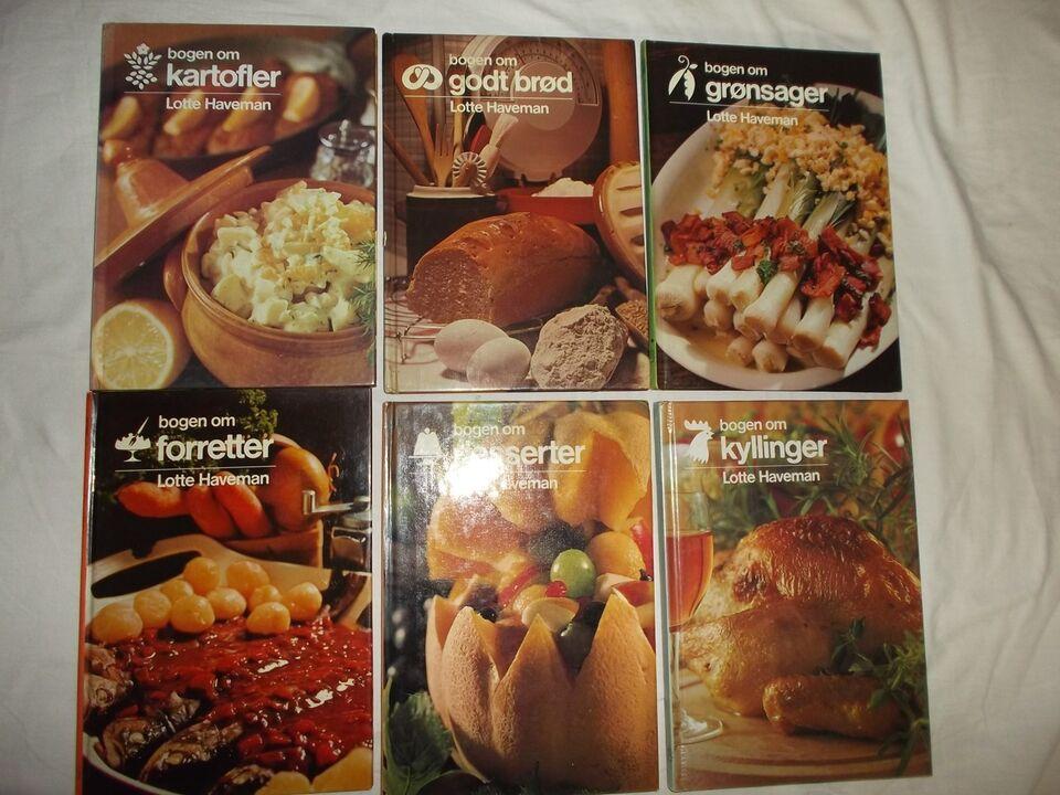 lotte havemanns kogebøger