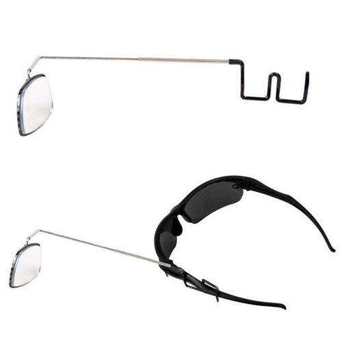 Bicycle Bike Mirror Take a Look Cyclist Eyeglass Mirror Attaches to Glasses b