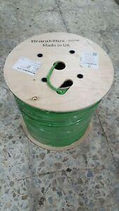 Cavo-schermato-CAT-6-S-Ftp-bobina-500mt-100-RAME-NO-ALLUMINIO-made-in-UK