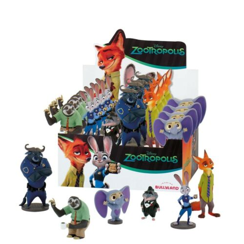 Bullyland Disney Zoomania Zootropolis Sammelfiguren Spielfigur Figur Hopps Wilde