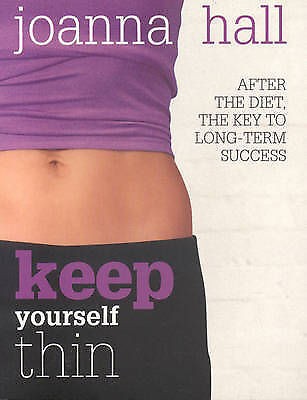 1 of 1 - KEEP YOURSELF THIN by Joanna Hall : WH1-R4B : PB370 : NEW BOOK