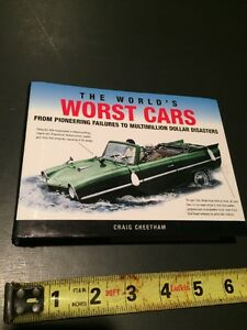 Image Is Loading Book The World 039 S Worst Cars By