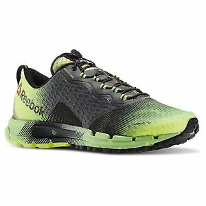 Reebok All Terrain Thunder 2.0- Solar Green/Solar Yellow/Black sneakers