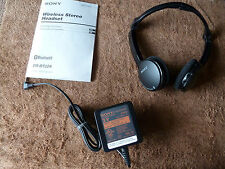 Sony DR-BT22A Bluetooth Wireless Stereo Headset - DRBT22