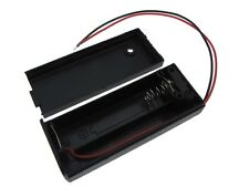 1*AA Size Non-Rechargeable/Rechargeable Battery Holder Wire Leads w/Switch