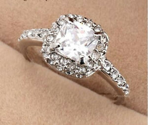 PLATINUM-PLATED-AUSTRIAN-CRYSTAL-039-ART-DECO-STYLE-039-ENGAGEMENT-RING-SIZE-M