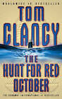 The Hunt for Red October by Tom Clancy (Paperback, 1988)