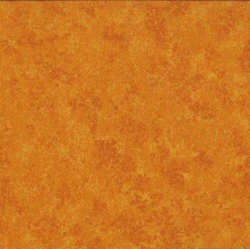 Gel d/'or orange N05 Spraytime,Faux-uni Makower Coupon Tissu Patchwork 45*55 cm