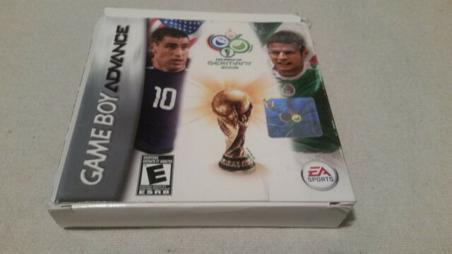 Fifa 2005 (Gameboy Advance) COMPLETE