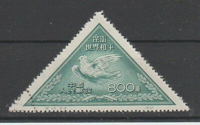 Briefmarken V455 China-vr Minr 114 I O Aus Satz China