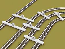 HS Proses PPT-HO-MK Parallelgleislehre für Märklin K Gleis