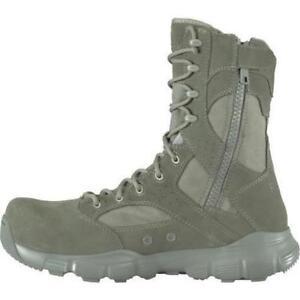 ee1b092c40c Reebok Dauntless Composite Toe Side Zip Mens 8