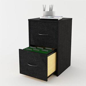 ameriwood 2 drawer cabinet file office wood storage home furniture rh ebay co uk