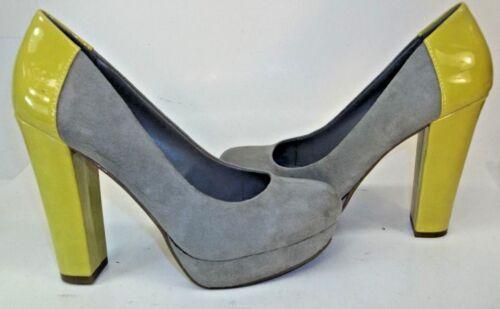 Kensie Girl Wos Shoes Heels Platforms HARLEEN US6B