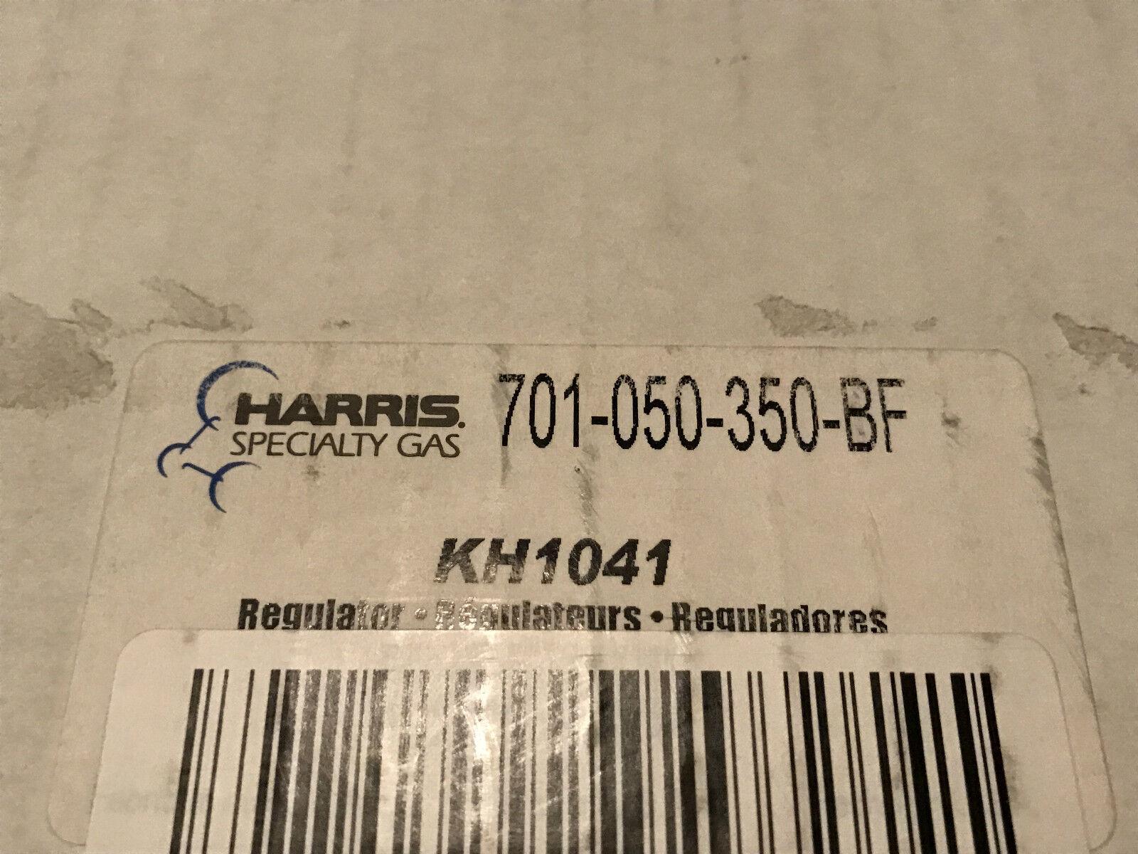 50 psi CO2 Harris KH1053 Model 702 2 Stage Regulator