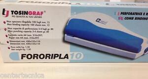 PERFORATRICE-E-RILEGATRICE-A-SPIRALI-FORORIPLA10-TOSINGRAF