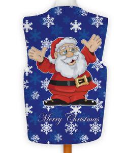 Dibujos De Navidad Regalos.Detalles De Regalo De Navidad Chaleco Disfraz Informal Dibujos Santa Copo De Nieve