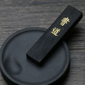 Chinese-Japanese-Calligraphy-Hukaiwen-Ink-Stick-Writing-Brush-Painting