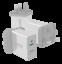 miniature 12 - Genuine ANON Secteur Rapide Chargeur Plug USB UK pour ZTE NUBIA X Z18 AXON 9 PRO