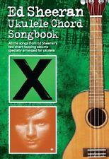 Ed Sheeran - Ukulele Chord Songbook. Learn to play Sheet Music Book. Best Of