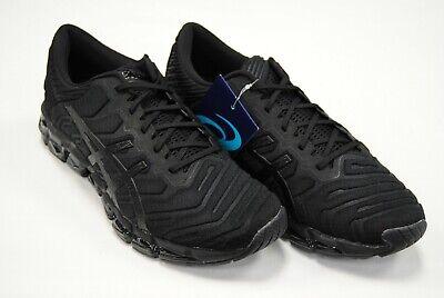 release date 57308 4c836 [1021A113-002] NEW MEN'S ASICS GEL-QUANTUM 360 5 BLACK BLACK OT124 | eBay