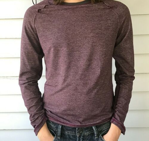 Lululemon Pacific Run Long Sleeve Athletic shirt P