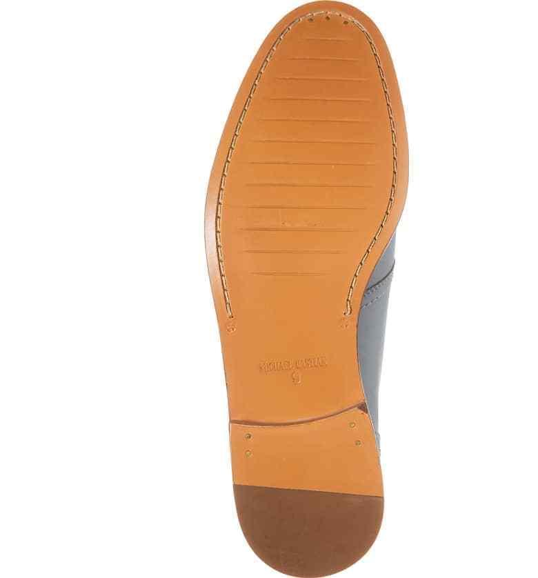 Michael Bastian CAAN Plain Toe Shoes Derby Oxford Uomo Pelle Shoes Toe Flint Stone 1e7414