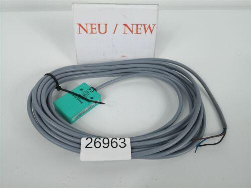 Pepperl Fuchs NBB6-F-E2 Näherungssensor NBB6FE2 84736