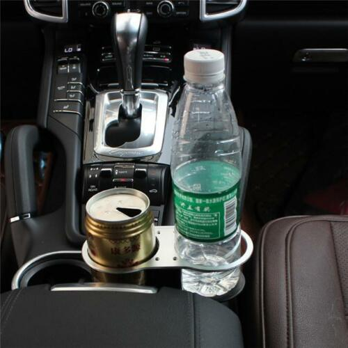 Auto Car Automobile Seat Dual Double Cup Drink Holder Stand  Accessory LA