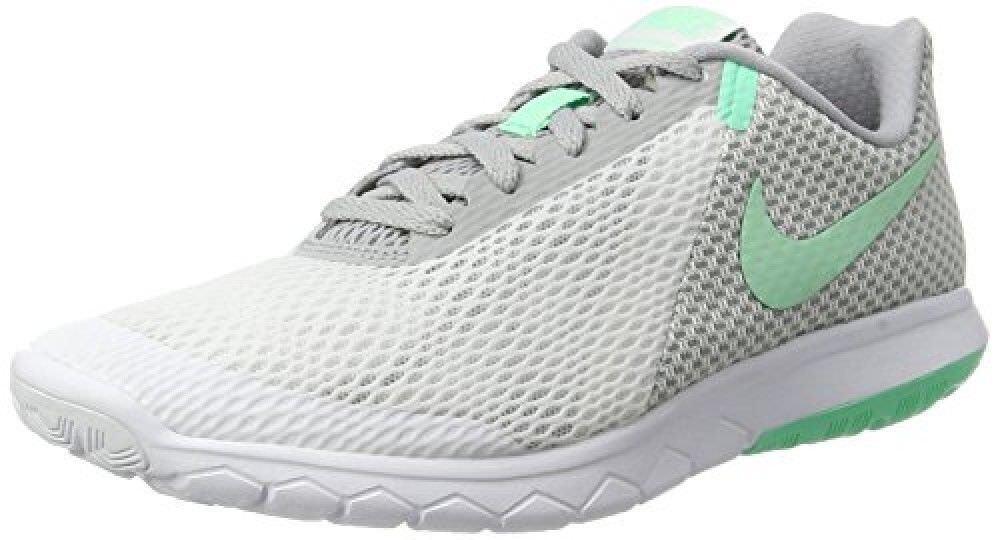 Nike  Sneakers White/Grey/Green Flex Experience  Women's Size 9