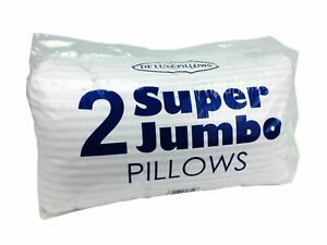 Big-Jumbo-Pillows-High-Quality-Hotel-Striped-Extra-Large-Pillows-Pair-King-Size